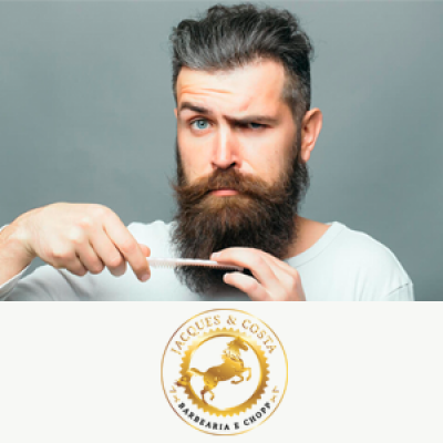JACQUES & COSTA – BARBEARIA E CHOPP